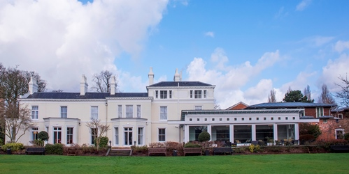 Chancellors Hotel, £4.1m refurbishment completed in March 2017 by Recom Solutions.
