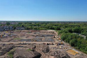Cottam Brickworks site